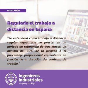 LEGISLACIÓN | El Gobierno regulará por decreto ley el trabajo a distancia en España |%sitename%
