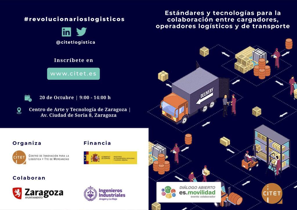 Programa jornada CITET 20 octubre 1   Jornada sobre la Distribución Urbana de Mercancías  %sitename%