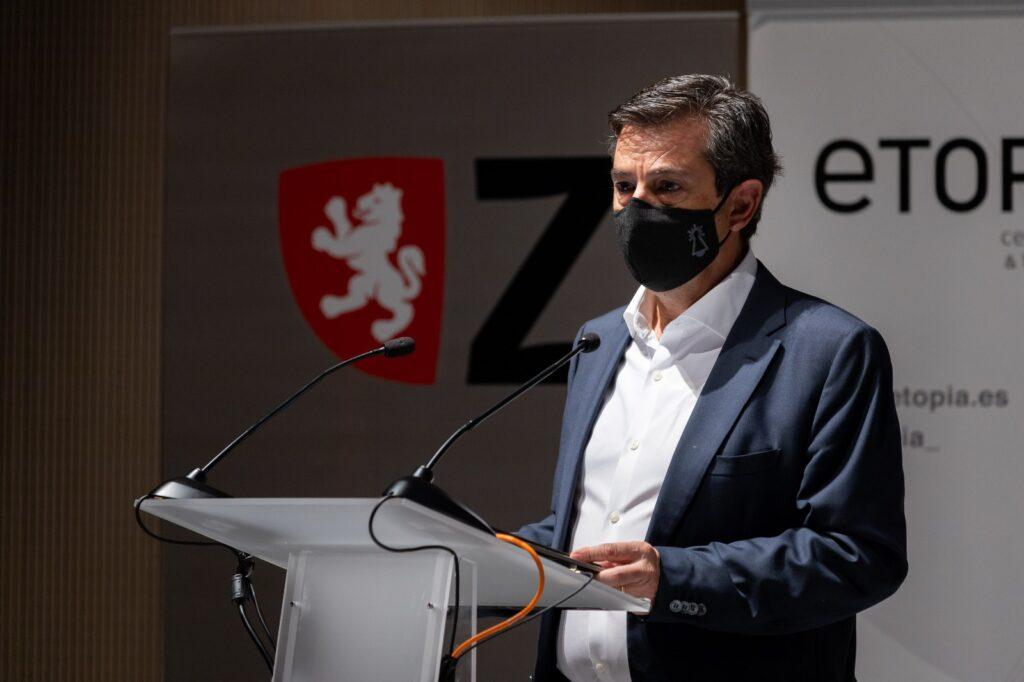 galve | Zaragoza es ya uno de los laboratorios europeos de logística urbana de mercancías |%sitename%