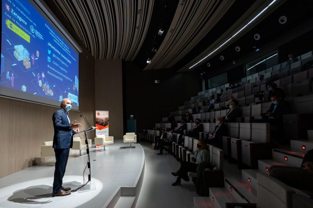 panorama | Zaragoza es ya uno de los laboratorios europeos de logística urbana de mercancías |%sitename%