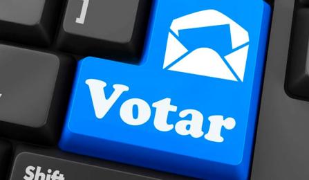 Elecciones especiales con la gran novedad del voto online