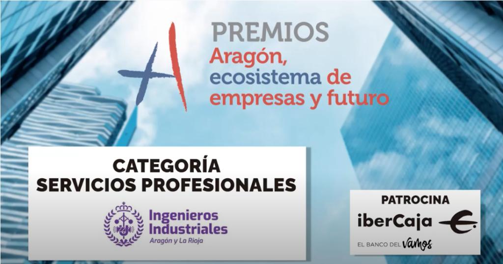 Captura de pantalla 2021 01 25 a las 10.46.15 | El Colegio de Ingenieros Industriales, PREMIO ARAGÓN ECOSISTEMA DE EMPRESA Y FUTURO |%sitename%