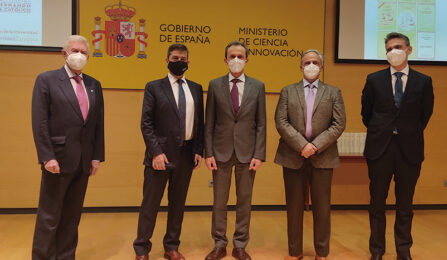 Presentación de la colección Técnica e Ingeniería en España de nuestro colegiado Manuel Silva
