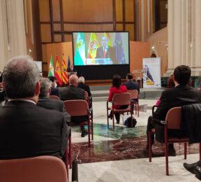 El Colegio de Ingenieros Industriales conoce de primera mano el proyecto de autopista ferroviaria Algeciras-Zaragoza