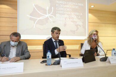 Nace la Alianza Europea para el desarrollo de corredores ferroviarios