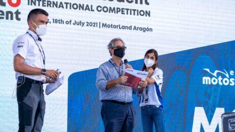 Más de 800 futuros ingenieros en la competición universitaria más importante del mundo, Motostudent