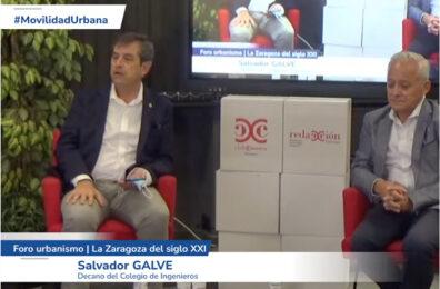 Movilidad sostenible con Salvador Galve