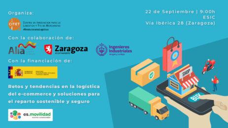 Jornada CITET: Retos y tendencias en la logística del e-commerce y soluciones para el reparto sostenible y seguro
