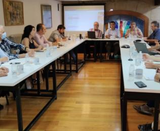 El Colegio celebra su Junta de Gobierno en Logroño